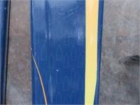 "73"" BlackDiamond VOODOO Skis w/ Scott Poles"
