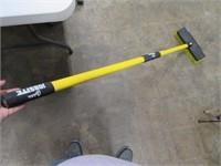 HeavyDuty QUICKIE Handled Scrub Brush
