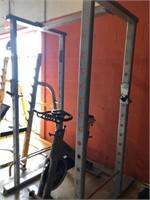 Precor Squat Rack