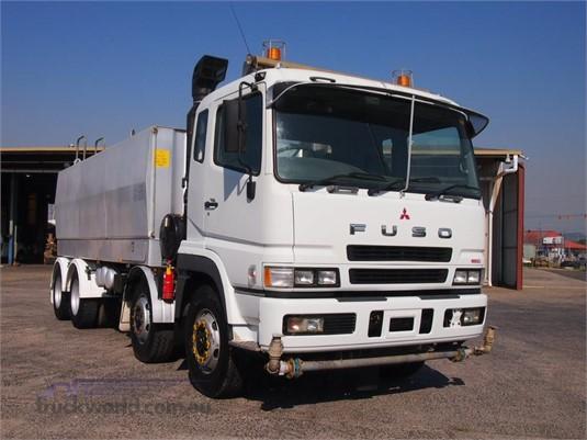 2007 Fuso FS Heavy 8x4 - Trucks for Sale