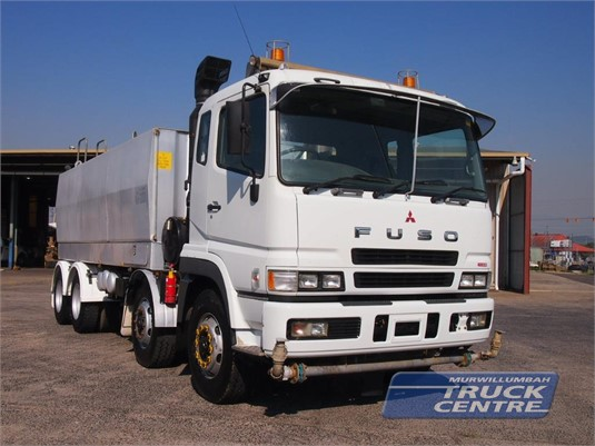 2007 Fuso FS Heavy 8x4 Murwillumbah Truck Centre - Trucks for Sale