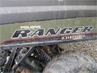 (DMV) 2014 Polaris Ranger Side x Side
