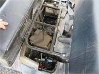 OFF-ROAD 2016 Kawasaki Mule 600 Utility Cart