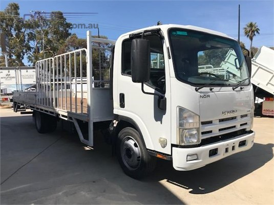 2011 Isuzu NQR 450 Long Adelaide Quality Trucks & AD Hyundai Commercial Vehicles - Trucks for Sale