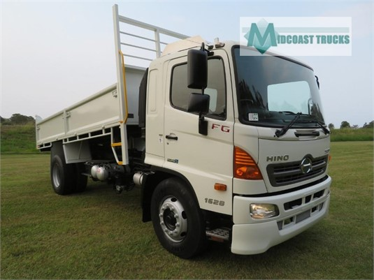 2012 Hino 500 Series 1628 FG Midcoast Trucks  - Trucks for Sale