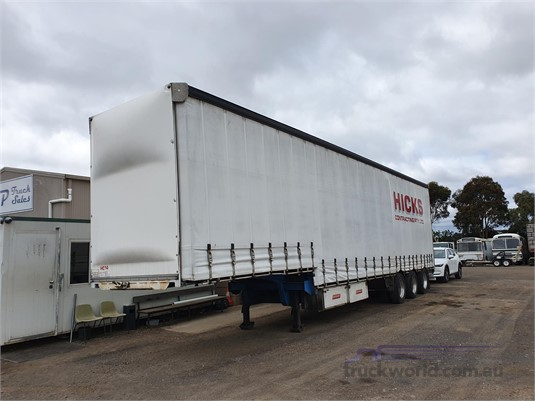 1996 Barker other - Trailers for Sale