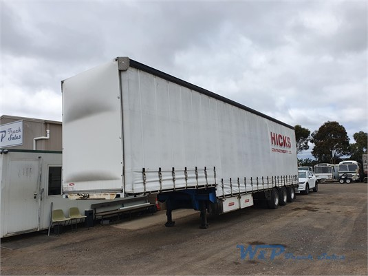 1996 Barker other W & P Truck Sales - Trailers for Sale