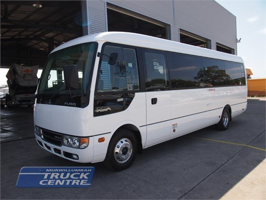 2019 Fuso Rosa Deluxe 25 Seats Auto Murwillumbah Truck Centre - Buses for Sale