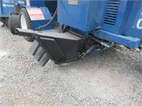 2014 Weiss McNair JD 40 Orchard Sweeper