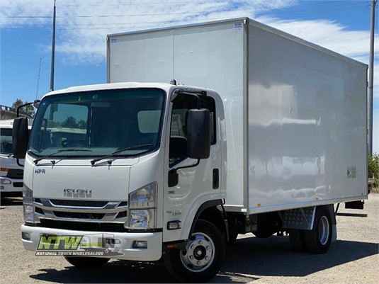 2016 Isuzu NPR 45 155 National Truck Wholesalers Pty Ltd  - Trucks for Sale