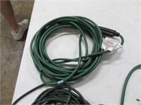 Lot (4) NICE 50' Extension Cords