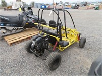 Fox Hornet Go Cart