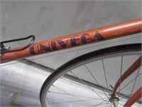 Vintage UNIVEGA 12speed Classic  Bicycle Bike