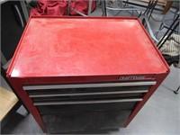 "Classic 27"" Craftsman Roller Tool Box Tool Cart"