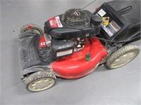 """TroyBilt 21"""" Self Propelled LawnMower w/ Bag EXC"""