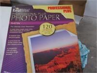 "Lot 300+ Sheets 8.5""x11"" Photo Paper $$$"