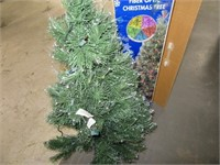 "48"" FiberOptic Chrismas Tree Working"