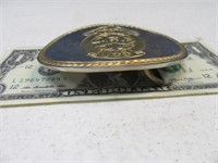 Merchant Marines Navy Military Belt Buckle