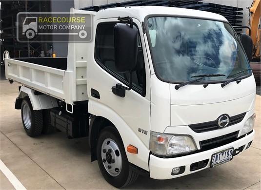 2012 Hino 300 616 Racecourse Motor Company  - Trucks for Sale