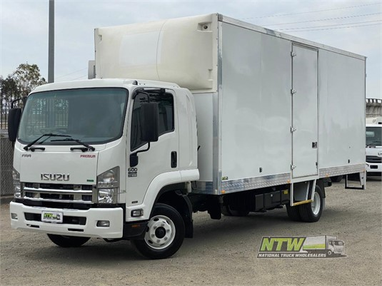 2016 Isuzu FRR 600 National Truck Wholesalers Pty Ltd - Trucks for Sale
