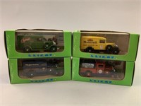 Die Cast Elicor Cars-Boxed