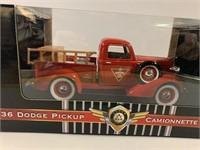 1936 Dodge CDN Tire Die Cast Truck 1:24 Ltd Editio
