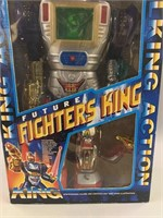 Mint in Box Walking Action Fighter King