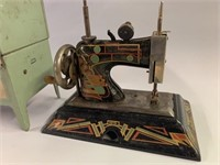 Active Toy Oven-German British Zone Sewing Machine