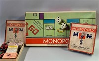 Early Parkers Brothers Monopoly Pieces