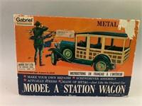 Gabriel Irwin Toy Model Kit-Metal Frame