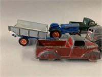 Lesney-London Toy-Tootsie Toy and Corgis