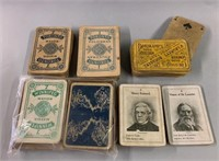 Rare Early Cards-Very Hard to Locate