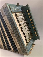Antique Lester Accordion-Working