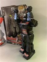 Marvel and Other Retro Robot Toys