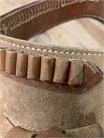 Real Leather Holster From Boyt Iowa USA