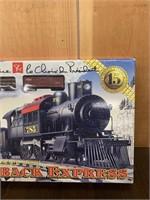 2.6.0 Camelback Express HO Scale Toy Train Set-Box