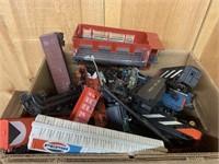 Great Lot of Early Toy Train Memorabilia