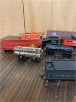 Great Lot of Toy Train Collectables