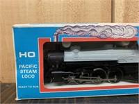 Model Power Puff-A-Smoke Locomotive HO Scale