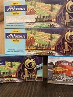 Lot-Athearn Toy Train Miniatures in Boxes