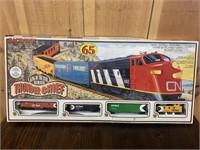 Bauchmann HO Scale Toy Train Set-Boxed