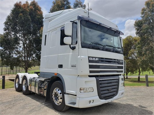 2015 DAF XF105 - Trucks for Sale