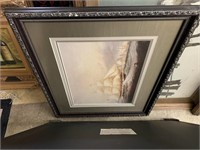 LARGE LOT WALL DECOR / FRAMED PRINT