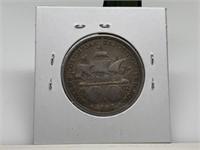 1893 COLUMBIAN EXPO SILVER HALF DOLLAR