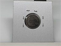 1873 SEATED LIBERTY SILVER DIME COIN