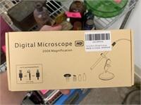 NEW USB DIGITAL MICROSCOPE