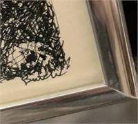 ORIGINAL PEN AND INK DRAWING