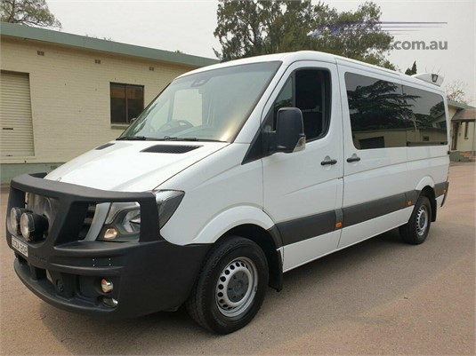 2015 Mercedes Benz Sprinter 906 MY14 316 Cdi Mwb - Light Commercial for Sale