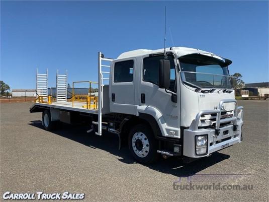 2016 Isuzu FTR 150 260 Carroll Truck Sales Queensland - Trucks for Sale