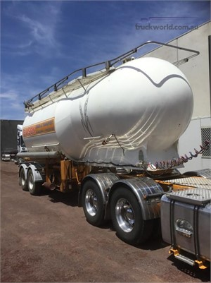 1986 Kockums Tanker Trailer - Trailers for Sale